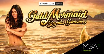 Spiele Gold Mermaid By Renata Gonzalez - Video Slots Online