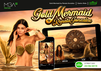 Spiele Gold Mermaid By Renata Gonzalez - Video Slots Online